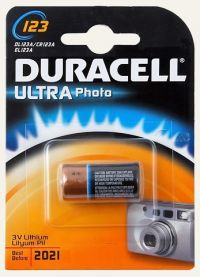Duracell DL123