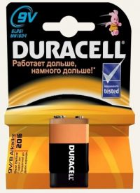 Duracell 6F22
